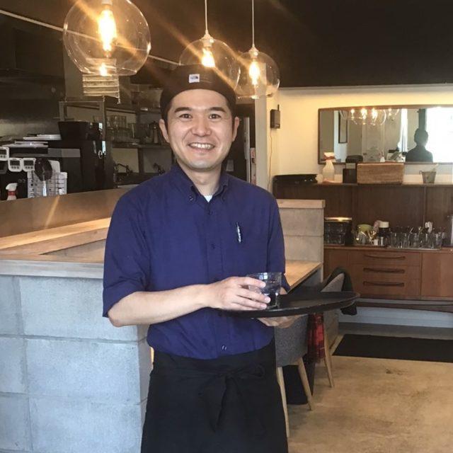 ひより 洛西口店 マネージャー ISHIDEさん