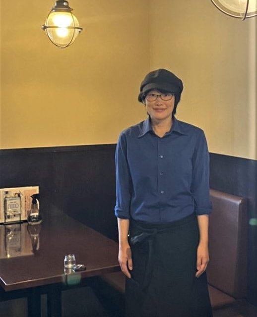 凛屋珈琲舎 守山店 社員  MAI さん